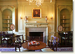 Mt. Harmon Manor Interior
