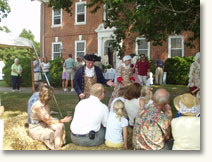 Colonial Plantation Picnic
